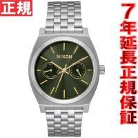 ニクソン NIXON タイムテラーデラックス TIME TELLER DELUXE 腕時計 メンズ/...