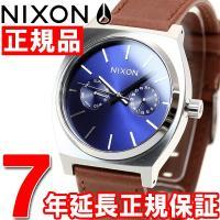 ニクソン NIXON タイムテラーデラックスレザー TIME TELLER DELUXE LEATH...