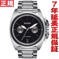 ニクソン NIXON アンセムクロノ ANTHEM CHRONO 腕時計 メンズ クロノグラフ ブラ...