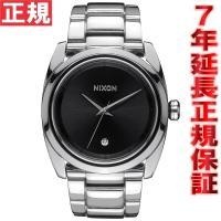 ニクソン NIXON クイーンピン QUEENPIN 腕時計 レディース ブラック NA935000...