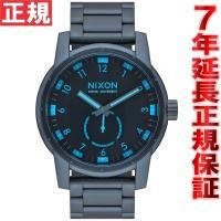 ニクソン NIXON パトリオット PATRIOT 腕時計 メンズ オールダークブルー NA9372...