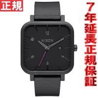 ニクソン NIXON ラグナー RAGNAR 腕時計 メンズ オールブラック NA939001-00...