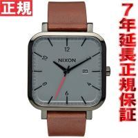 ニクソン NIXON ラグナー RAGNAR 腕時計 メンズ ブラック/チャコール NA939017...