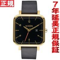 ニクソン NIXON ラグナー RAGNAR 腕時計 メンズ ゴールド/ブラック NA939513-...