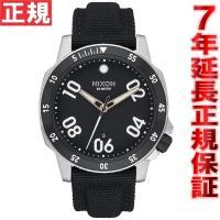 ニクソン NIXON レンジャーナイロン RANGER NYLON 腕時計 メンズ ブラック NA9...