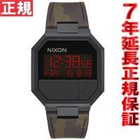 ニクソン NIXON リ・ランレザー RE-RUN LEATHER 腕時計 メンズ/レディース オー...