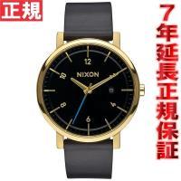 ニクソン NIXON ロロ ROLLO 腕時計 メンズ ゴールド/ブラック NA945513-00 ...