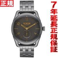 ニクソン NIXON C39 SS 腕時計 メンズ/レディース オールガンメタル/ゴールド NA95...