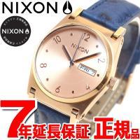 ニクソン NIXON ジェーン レザー JANE LEATHER 腕時計 レディース ローズゴールド...