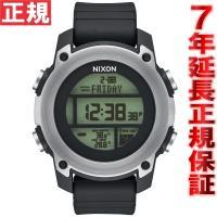 ニクソン NIXON ユニットダイブ UNIT DIVE 腕時計 メンズ ダイバーズウォッチ ブラッ...