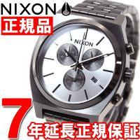 ニクソン NIXON タイムテラークロノ TIME TELLER CHRONO 腕時計 メンズ/レデ...