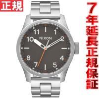ニクソン NIXON サファリ SAFARI 腕時計 メンズ ガンメタル NA974131-00 見...