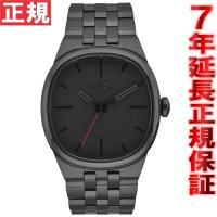 ニクソン NIXON エクスポ EXPO 腕時計 メンズ オールブラック NA978001-00 現...