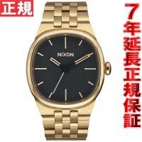 ニクソン NIXON エクスポ EXPO 腕時計 メンズ オールゴールド/ブラック NA978510...