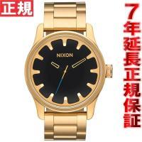 ニクソン NIXON ドライバー DRIVER 腕時計 メンズ オールゴールド/ブラック NA979...