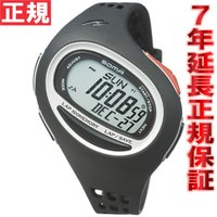 SOMA ソーマ ランニングウォッチ 腕時計 ランワン RunONE 100SL ラージ ブラック/...