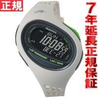 SOMA ソーマ ランニングウォッチ ランワン RunONE 100SL ラージ 腕時計 ホワイト/...