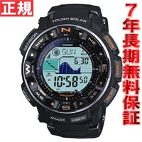 プロトレック PRO TREK カシオ CASIO 電波 ソーラー 腕時計 メンズ 時計 タフソーラ...