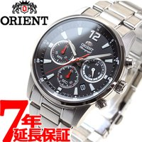 オリエント スポーティー SPORTY 腕時計 メンズ ORIENT RN-KV0001B 立体感の...