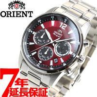 オリエント スポーティー SPORTY 腕時計 メンズ ORIENT RN-KV0003R 立体感の...