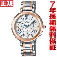 カシオ SHEEN シーン 限定モデル 腕時計 レディース アナログ SHE-3034SGJ-7AJ...