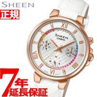 カシオ SHEEN シーン 腕時計 レディース アナログ SHE-3041GLJ-7AJF CASI...
