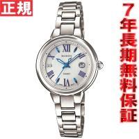 カシオ SHEEN シーン ソーラー 腕時計 レディース アナログ SHE-4516SBY-7AJF...