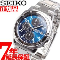 SEIKO セイコー 逆輸入 クロノグラフ セイコー SEIKO 腕時計 メンズ SND193 逆輸...