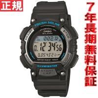 カシオ スポーツギア ソーラー 腕時計 レディース デジタル タフソーラー STL-S300H-1A...
