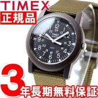 TIMEX タイメックス ミリタリーミリタリ 腕時計 キャンパー Camper T41711 TIM...