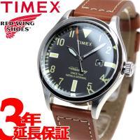 タイメックス TIMEX ウォーターベリー レッドウィング Waterbury Red Wing S...