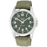 Q&Q 腕時計 メンズ シチズン CITIZEN VW86-851 キューアンドキュー ファルコン ...