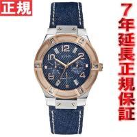 GUESS ゲス 腕時計 レディース JET SETTER ジェットセッター W0289L1 GUE...