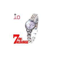 オリエント イオ iO ソーラー 腕時計 レディース ナチュラル&プレイン WI0061WG ORI...
