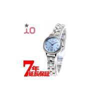 オリエント イオ iO ソーラー 腕時計 レディース ナチュラル&プレイン WI0071WG ORI...