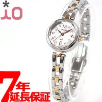 オリエント イオ ORIENT io ソーラー 腕時計 レディース スイートジュエリーII WI01...
