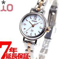 オリエント イオ iO ソーラー 腕時計 レディース フラワー WI0421WD ORIENT 女性...