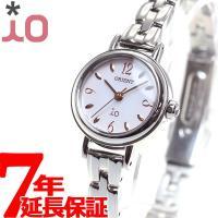 オリエント イオ iO ソーラー 腕時計 レディース フラワー WI0431WD ORIENT 女性...