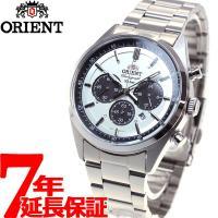 オリエント ネオセブンティーズ ORIENT Neo70's ソーラー 腕時計 メンズ クロノグラフ...