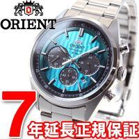 オリエント Neo70's ネオセブンティーズ 限定モデル ソーラー 腕時計 メンズ クロノグラフ ...