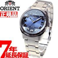 オリエント ネオセブンティーズ Neo70's 電波 ソーラー 電波時計 腕時計 メンズ WV007...
