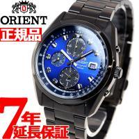 オリエント 腕時計 メンズ クロノグラフ WV0081TY ネオセブンティーズ ホライズン ORIE...