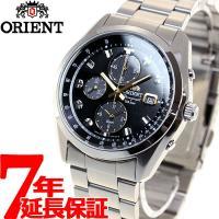 オリエント 腕時計 メンズ クロノグラフ WV0091TY ネオセブンティーズ ホライズン ORIE...