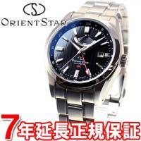 オリエントスター 腕時計 メンズ 自動巻き メカニカル GMT WZ0061DJ ORIENT ST...