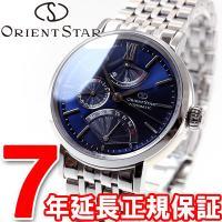 オリエントスター クラシック レトログラード 自動巻き オートマチック 腕時計 メンズ WZ0091...