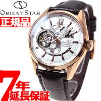 オリエントスター 腕時計 メンズ 自動巻き モダンスケルトン WZ0211DK ORIENT STA...