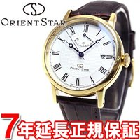 オリエントスター 腕時計 メンズ 自動巻き オートマチック エレガントクラシック WZ0321EL ...