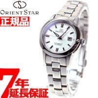 オリエントスター クラシック 腕時計 ホワイト WZ0391NR ORIENT STAR オリエント...
