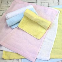 【サイズ】 (約)34×35cm  【素材】 綿100%  【重量】 1枚 / (約)23g