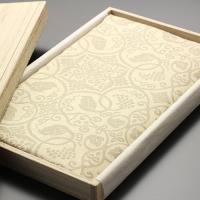 京都の西陣織を使用した、慶弔両用の金封ふくさでございます。天然石、パワーストーン、数珠のことなら、当...